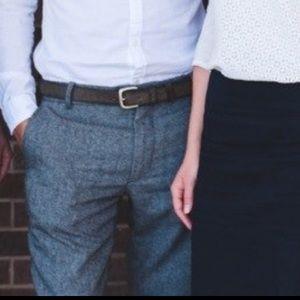 H&M Men's Gray dress Pants